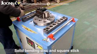 JN GW40A Cnc digital control automatic steel bar bending machine/rebar bending machine