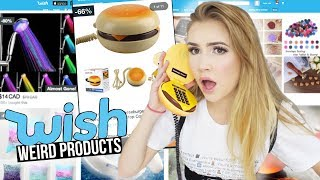 TESTING STRANGE WISH PRODUCTS!!