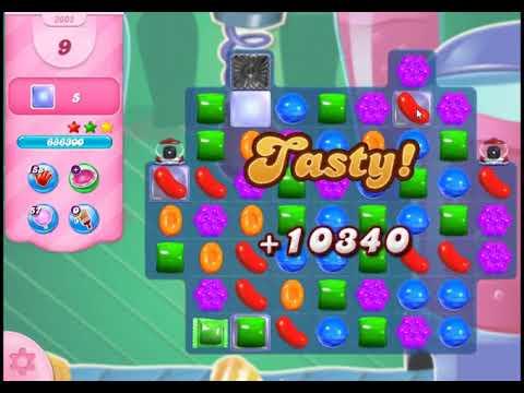 Candy Crush Saga Level 3002 - NO BOOSTERS