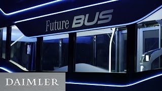 Mercedes Benz Future Bus | Design