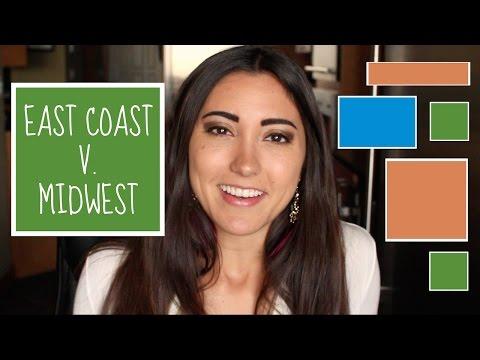 EAST COAST V.  MIDWEST