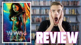 Wonder Woman 1984 (2020) - Movie Review