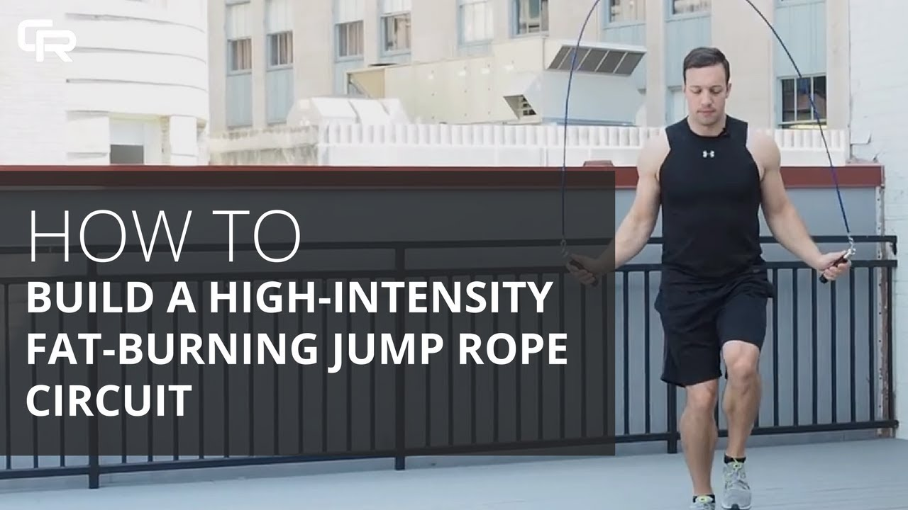 Jump Rope Fat Loss: Why The Jump Rope Is The Perfect Weight