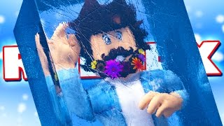 JOEY GETS FROZEN TO DEATH IN ROBLOX!