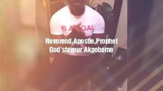 Rev Gods favour akpobome