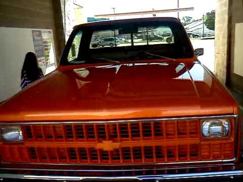 Chevy Silverado For Sale >> 1981 Chevy truck - YouTube