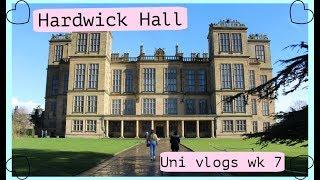 Hardwick Hall Weekly uni vlogs week 7
