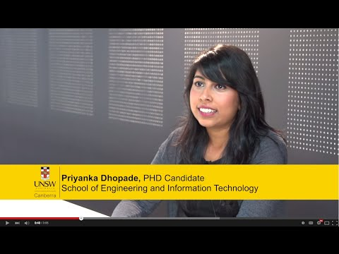 PhD Profiles: UNSW Canberra (Domestic and New Zealand scholarships have Now Opened)
