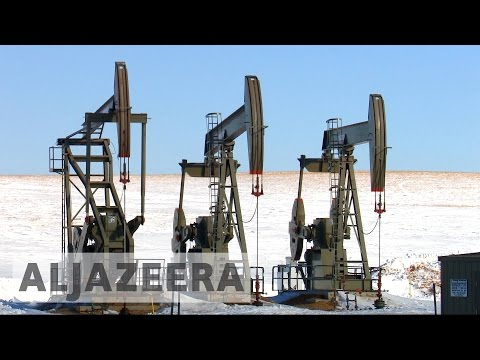 US: Native tribe welcomes oil exploration