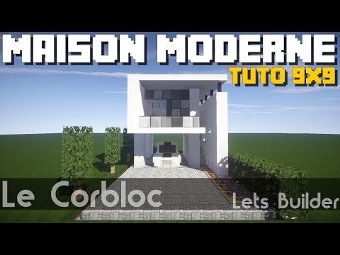 Minecraft visite de 3 yachts feat lecorbloc downl for Maison moderne 7x7