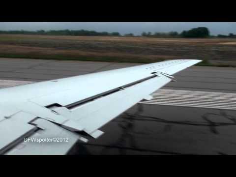 American eagle EMB-145 Takeoff from Ottawa Macdonald-Cartier International Airport [1080P]