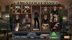 GANGSTER CLASSICS ™ - an exciting online slot game at Goldruncasino