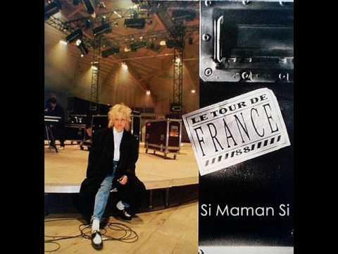 France GALL  Si Maman Si   Live 1988  Le Tour de France 88