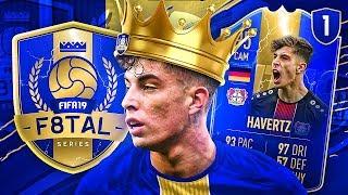 THE RETURN OF THE KING! F8TAL TEAM OF THE SEASON HAVERTZ #1 FIFA 19 Ultimate Team