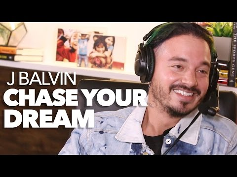 J Balvin: Be Humble and Chase Your Dream