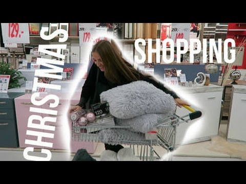 Internatswochenende: Christmas shopping… //Hannah