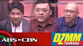 DZMM Teleradyo: Gadon calls Trillanes, Hontiveros, Pangilinan 'bobo'