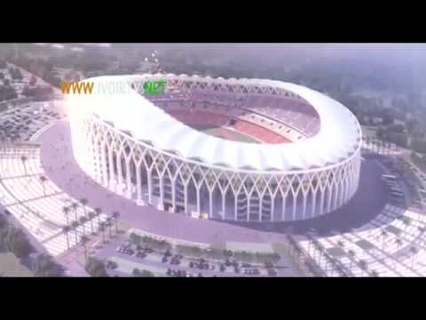 La Chine offre un stade olympique à la Côte d'Ivoire