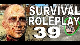 Fallout 4 Roleplay Survival Walkthrough. Child of Atom Ghoul Build: Emogene Takes a Lover 39