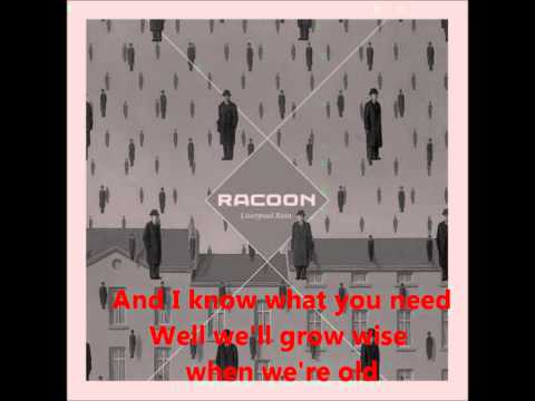 Racoon - Little Down On The Upside with lyrics