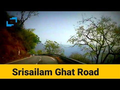 Srisailam Ghat Road