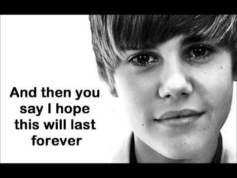 Justin Bieber - Forever (Lyrics)