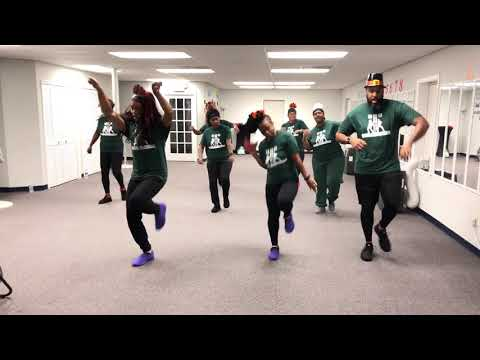 Shake That Monkey Line Dance