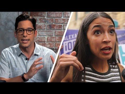 Why Do Democrats Hate The Ocasio-Cortez Parody?