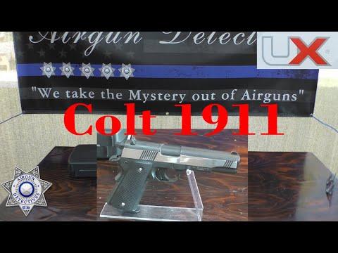 Colt 1911 A1 Co2 .177 Caliber pellet pistol by Umarex