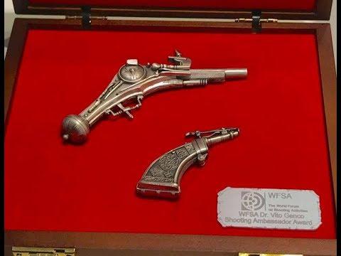 Refinishing 1905 Colt; Tom's Trip to Germany; Twitter Battles: Gun Talk Radio  3.18.18 D