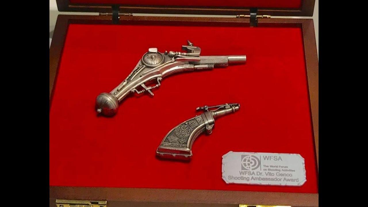 Refinishing 1905 Colt