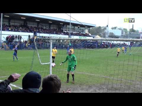 Leek Town v Sutton Coldfield - Play Off Final