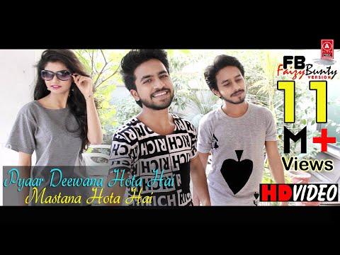 Pyar Deewana Hota Hai Cover | Faizy Bunty & Moni | Best Cover 2018