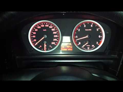 Заводим BMW в -35, масло ARAL SuperTronic
