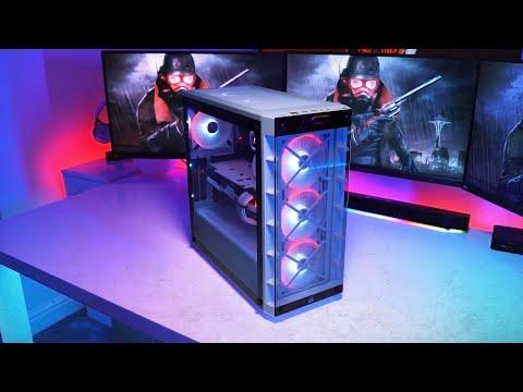 EPIC $1500 RYZEN 5 3600X / 5700 XT GAMING PC Build (2020)
