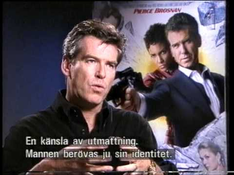 James Bond Reportage I Rapport [2002-11-18]