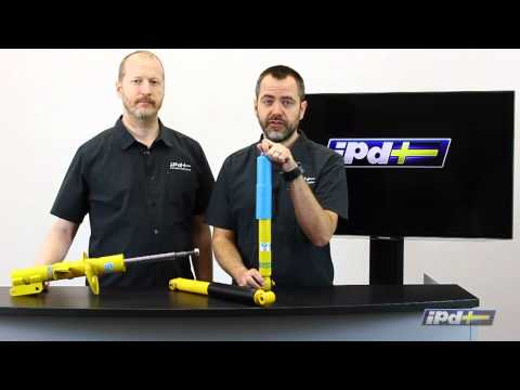 IPD Volvo - Performance Shock Options
