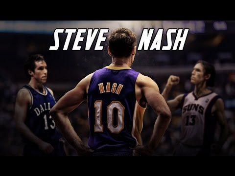 Steve Nash Tribute - Farewell ᴴᴰ