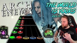 ARCH ENEMY ~ The World Is Yours 100% FC! (NEW SONG!)