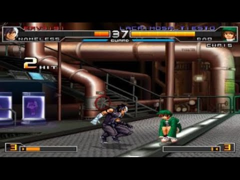 THE KING OF FIGHTERS 2002 UNLIMITED MATCH_20210512205017 |