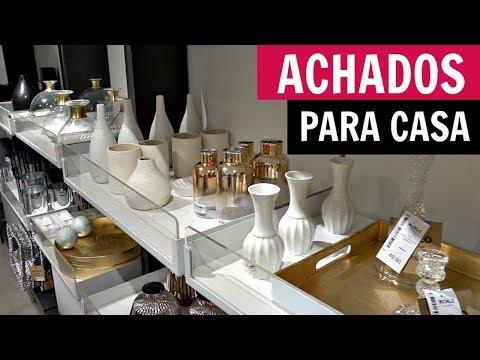 ACHADOS PARA CASA   Riachuelo, Carrefour, Pernambucanas...