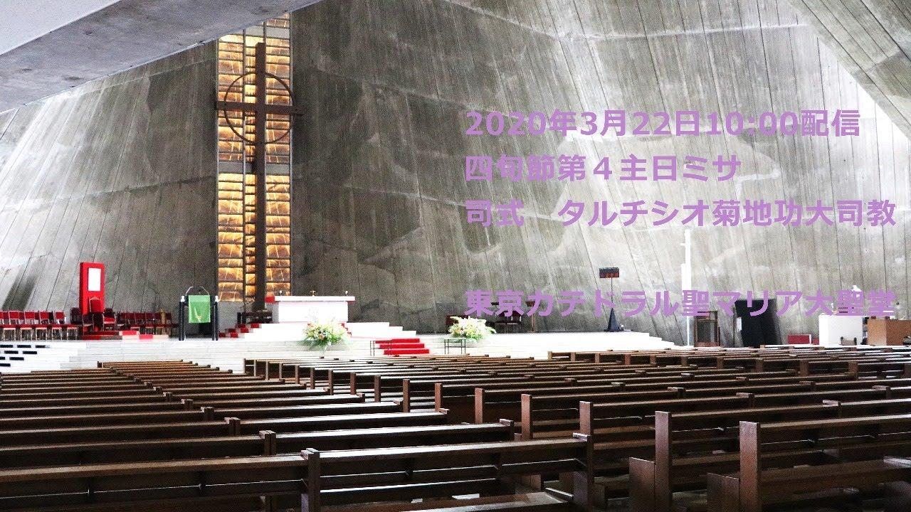 カトリック 関口 教会 ミサ