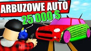 *NOWE* KUPIŁEM ARBUZOWE AUTO ZA 25 000$ | MAD CITY