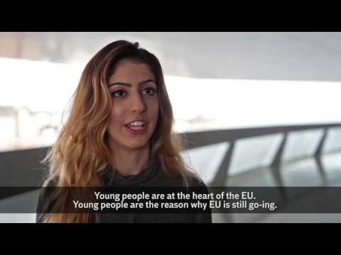 Young voices of Europe