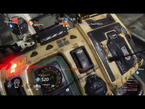 Titanfall 2 Multiplayer Gameplay PS4 Titanfall Tech Test Weekend 1