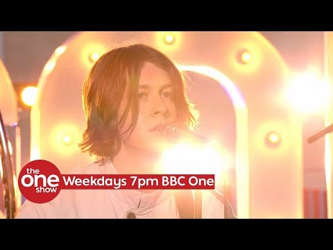 Blossoms -I Can't Stand It (Live on The One Show on BBC One)