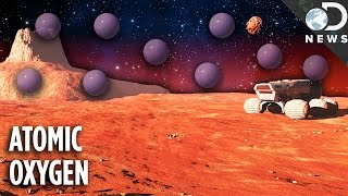 Atomic Oxygen Found On Mars! What Does It Mean?