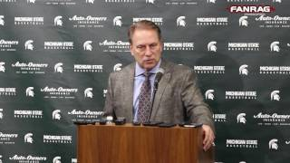 Michigan State Basketball: Tom Izzo on Miles Bridges