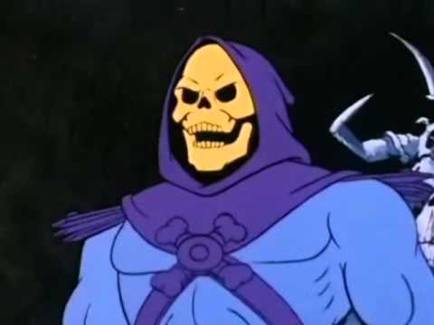 Skeletor Silence You Fool Youtube