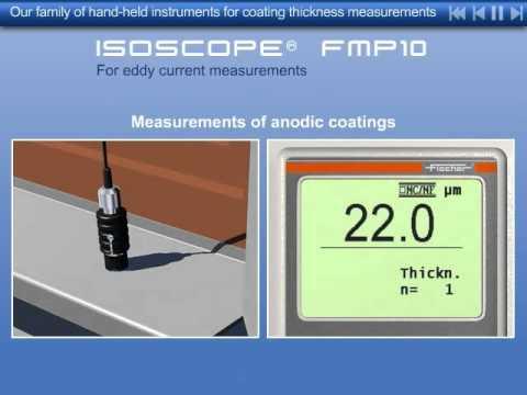 FISCHER Handheld Coating Thickness Measurement Instruments